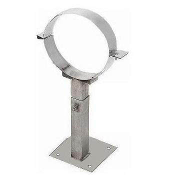 Стеновой хомут телескоп